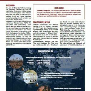 SDG-Factsheet Nr. 6 Tabak | Wälder